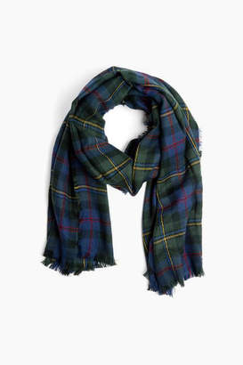 Hunter Look by M Green Yorkshire Check Scarf
