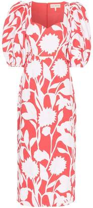 Mara Hoffman Celia floral-print cotton-blend maxi dress
