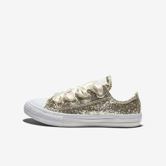 Converse Chuck Taylor All Star Party Dress Low Top Big Kids Shoe