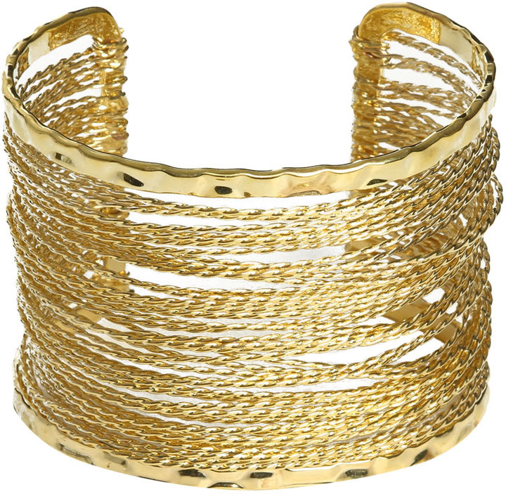 Bendable Wire Cuff