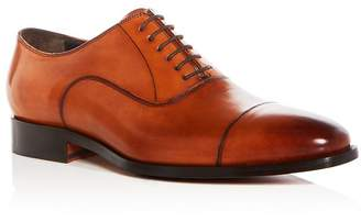 To Boot Men's Knoll Leather Cap Toe Oxfords