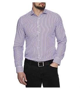 Abelard Venice Stripe Slim Fit Shirt