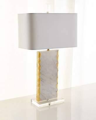 neiman marcus lighting. Plain Lighting Neiman Marcus  White Marble Table Lamp Throughout Lighting L