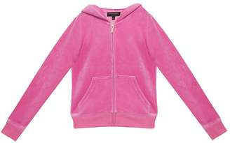 Juicy Couture Scottie Butterfly Velour Robertson Jacket for Girls