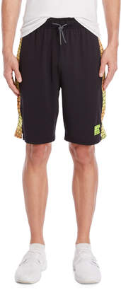 Superdry Relaxed Mesh Trim Shorts