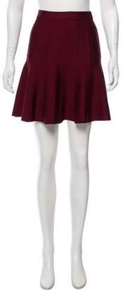 Herve Leger Sabine Mini Skirt