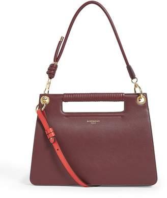 Givenchy Medium Leather Whip Bag