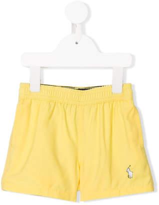 Ralph Lauren elasticated swim shorts