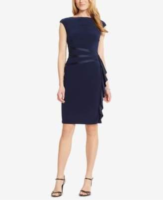 American Living Stain-Trim Sheath Dress