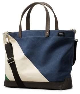 Jack Spade Diagonal Print Bag