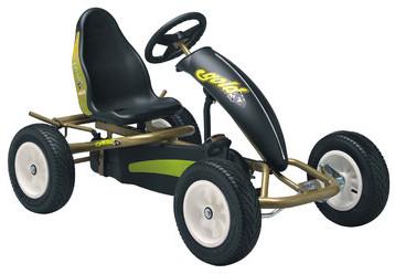 Berg Toys Gold Pedal Go Kart