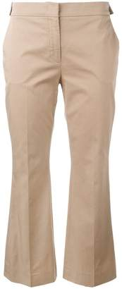 No.21 side buttons trousers