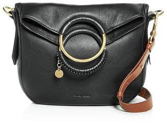 d42e016ce See by Chloe Monroe Ring Handle Convertible Leather Shoulder Bag