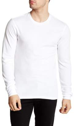 Public Opinion Crew Neck Thermal T-Shirt