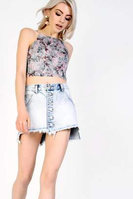 Glamorous **Floral Tie Back Camisole Top