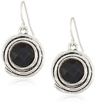 The Sak Women's Color Orbit Drop Earrings