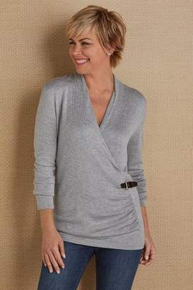 Soft Surroundings Sophisticated Sweater