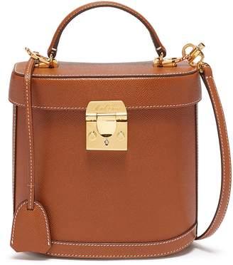 Mark Cross 'Benchley' saffiano leather binocular bag