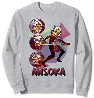 Star Wars Forces of Destiny Ahsoka Shapes Sweatshirt