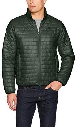 Tommy Hilfiger Men's Ultra Loft Quilted Packable Jacket