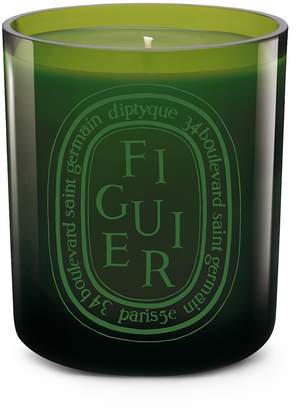 FIGUIER VERTE SCENTED COLOURED CANDLE 300G