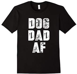 Abercrombie & Fitch Mens Dog dad shirt Dad birthday gifts Dog lover tshirt Dog dad