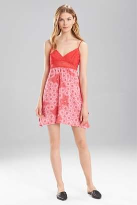 Josie Challis Chemise Red Pink