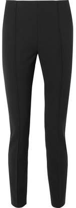 Totême Crepe Skinny Pants - Black