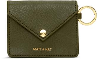 Matt & Nat OZMA Coin Purse - Leaf