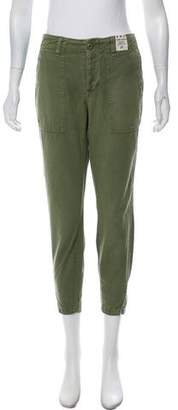 Amo Army Twist Mid-Rise Pants w/ Tags