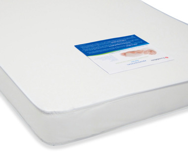"""Bed Bath & Beyond Foundations® Professional Series™ 4"""" Compact-Size Innerspring Crib Mattress"""