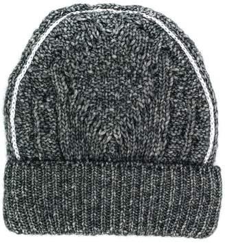 MM6 MAISON MARGIELA knit beanie