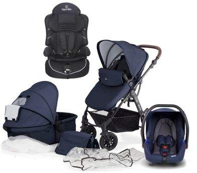 Kinderkraft Moov Travel System With 2nd Stage Car Seat