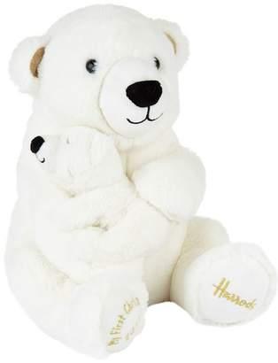 Harrods My First Christmas 2018 Polar Bear (27cm)