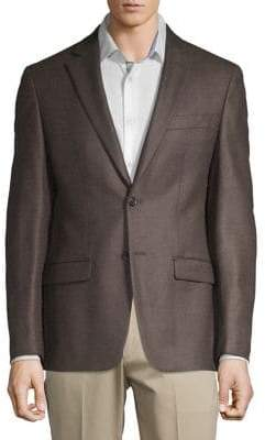 Lauren Ralph Lauren Wool Button Sportcoat