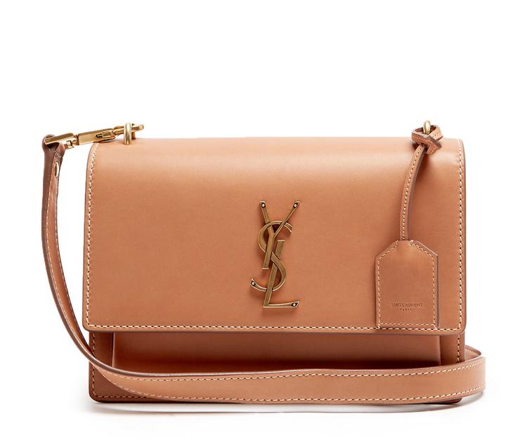 Saint LaurentSAINT LAURENT Sunset medium leather shoulder bag