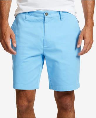"Nautica Men Big and Tall Sail Cloth 8-1/2"" Shorts"