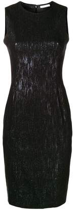 Versace fitted midi dress