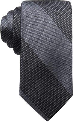 Ryan Seacrest Distinction Men's Zion Bar Stripe Silk Tie, Created for Macy's