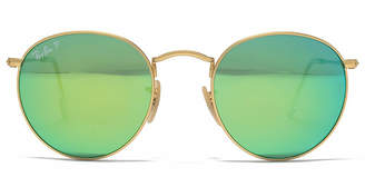 Ray-Ban Round Metal 112/P9 Matte Gold