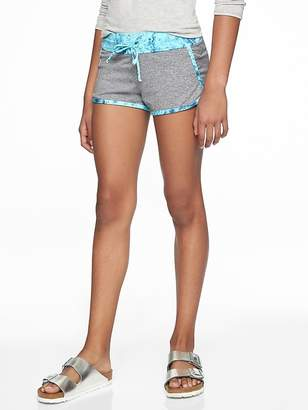 Athleta Heather Cannonball Short