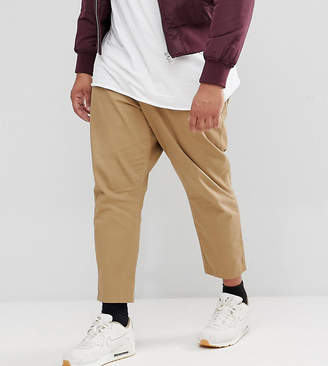 ONLY & SONS PLUS Cropped Chinos