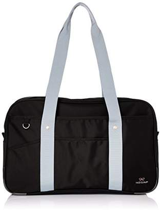 Nice Claup (ナイス クラップ) - [ナイスクラップ] スクールバッグ ナイロン通学用バッグ NC339 01 ブラック