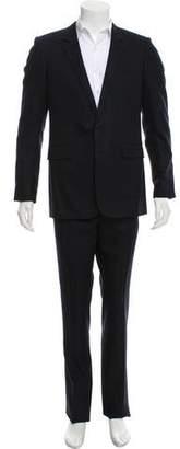 Saint Laurent Wool Pinstripe Suit w/ Tags