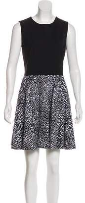 Diane von Furstenberg Jeannie Fit and Flare Dress