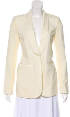 The Row Structured Long Sleeve Blazer