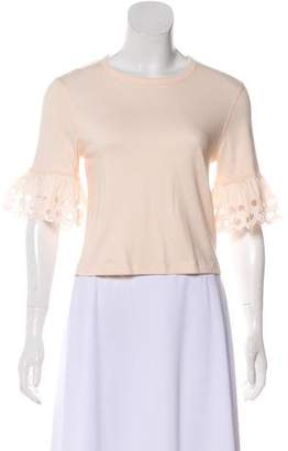 See by Chloe Short Sleeve top w/ Tags