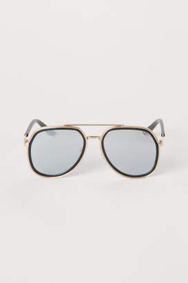 H&M Sunglasses - Gold