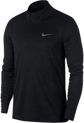 Nike Men Big & Tall Superset Quarter-Zip Training Top