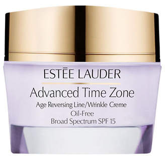 Estee Lauder Advanced Time Zone Age Reversing Line/Wrinkle Creme Oil-Free Broad Spectrum SPF 15